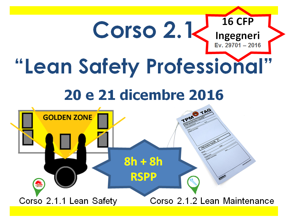Lean Safety Professional
